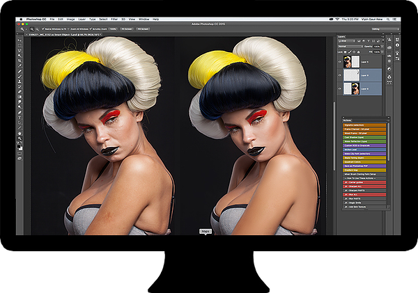 High-end Image Retouching Course